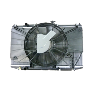 Radiator for Hybrid-Vehicle
