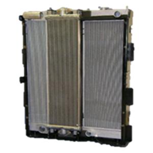 <span>建設機械用熱交換器モジュール</span><span>N-ACoM</span>