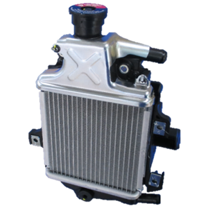 Built-in Radiator for Scooter