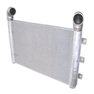 Charge Air Cooler with High pressure resistance